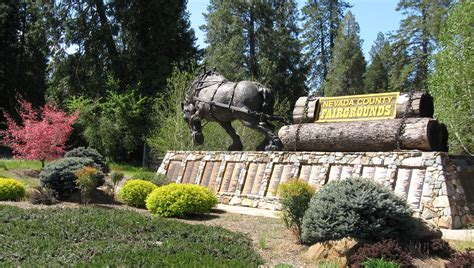 Nevada County Fairgrounds Nevada City California Classic Grass Valley Ca