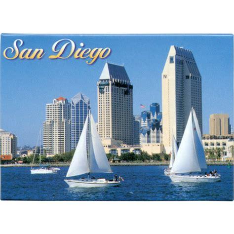 boats for sale in san diego harbor san diego harbor sail boats souvenir fridge magnet