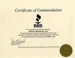 better business bureau certification pastor installation invitation quotes