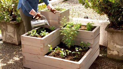 decoracion de jardines con piedras y cañas h 225 galo usted mismo 191 c 243 mo hacer una huerta en 1 m2