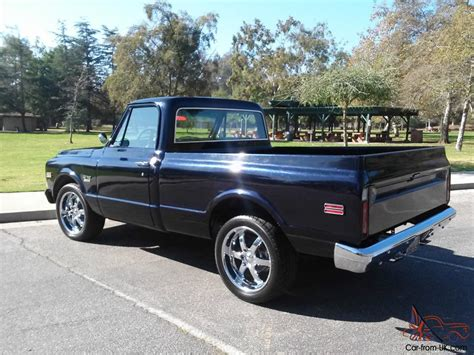 truck bed cers for sale 1969 chevrolet c 10 truck short bed restored