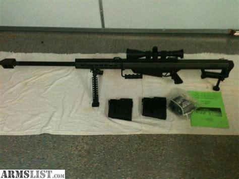 Barret 50 Bmg by Armslist For Sale Barrett M82a1 50 Bmg