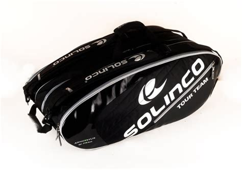 Solinco Backpack Silver solinco tour 12 pack tennis bag silver black tennis