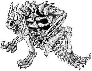 dry bones gerryswanson deviantart