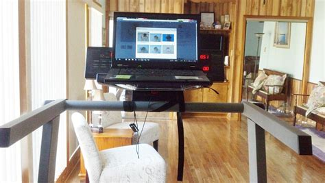 surfshelf treadmill desk and laptop holder driverlayer