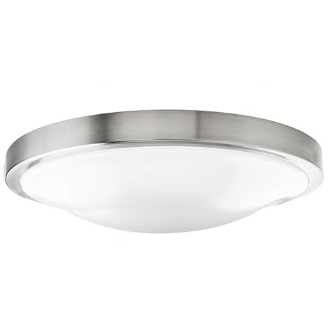 flush mount ceiling light led led flush mount ceiling light 14 quot 25w led flush