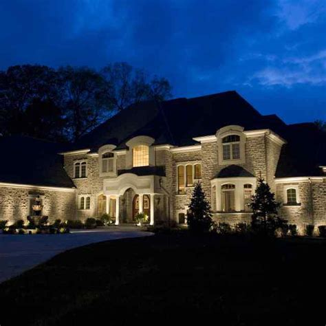 Nitetime Decor Services Grant Lawn Decor Outdoor Lighting Services