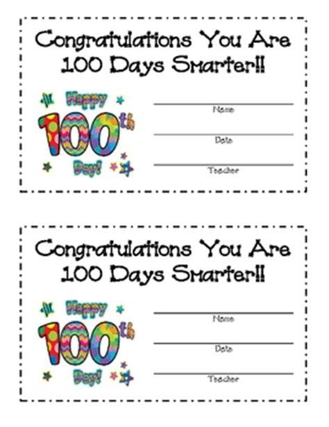 100th day of school award by ashley klein | teachers pay