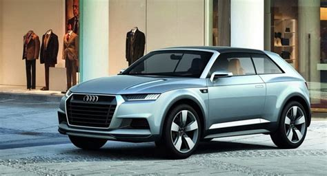 Audi Q1 2016 by Audi Q1 Crossover Coming In 2016 Says Report