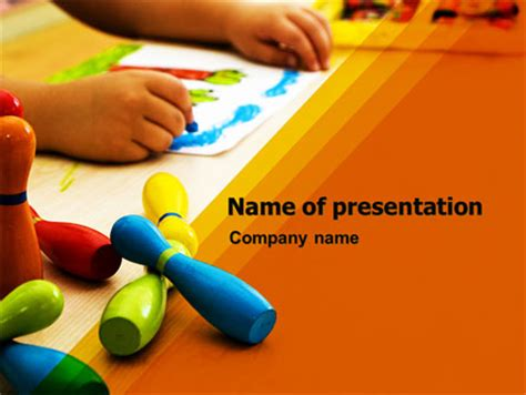 free preschool powerpoint templates preschool education presentation template for powerpoint