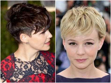Easy to style women's haircuts with bangs