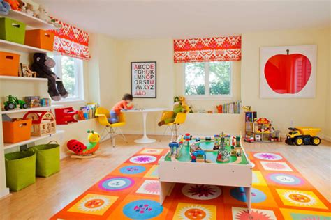 Mickey Mouse Table And Chair Set 35 Awesome Kids Playroom Ideas Home Design And Interior