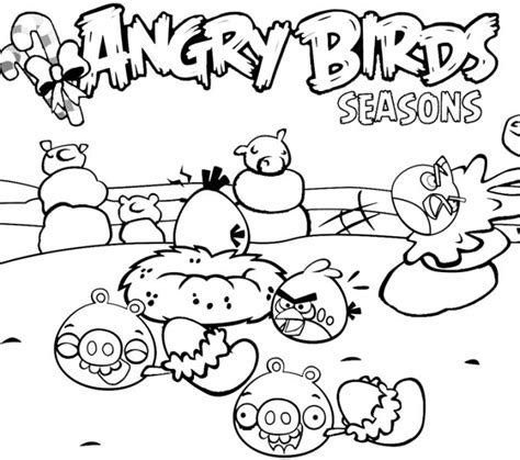 seasons coloring book colouring 1423648080 angry birds seasons coloring pages coloring page ideas dodotoysyk com