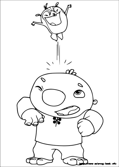 nick jr wallykazam coloring pages wallykazam coloring pages printable coloring pages