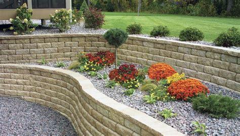 Landscape Edging To Prevent Erosion Landscape Rock Lowe U0027s Container Gardening Thriller