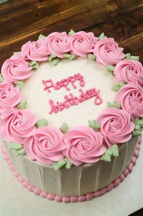 To Be Cake Ideas by Best 20 Buttercream Birthday Cake Ideas On