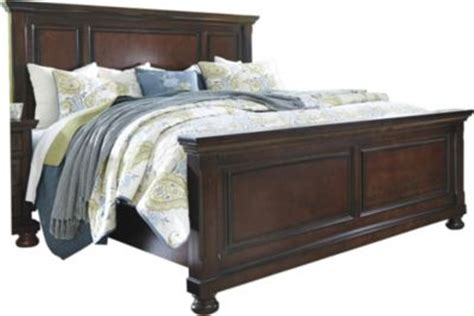ashley furniture porter bed ashley porter king panel bed homemakers furniture