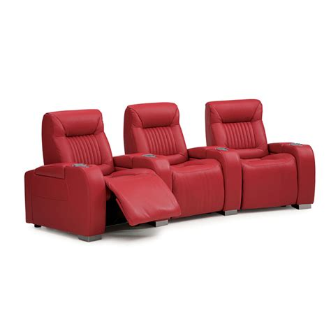 Recliner Theater Seating by Palliser 41954 1e Autobahn Power Recliner Home Theater