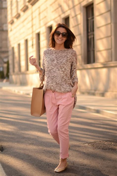 what to wear with light pink pants pink pants for women with model photo in uk playzoa com