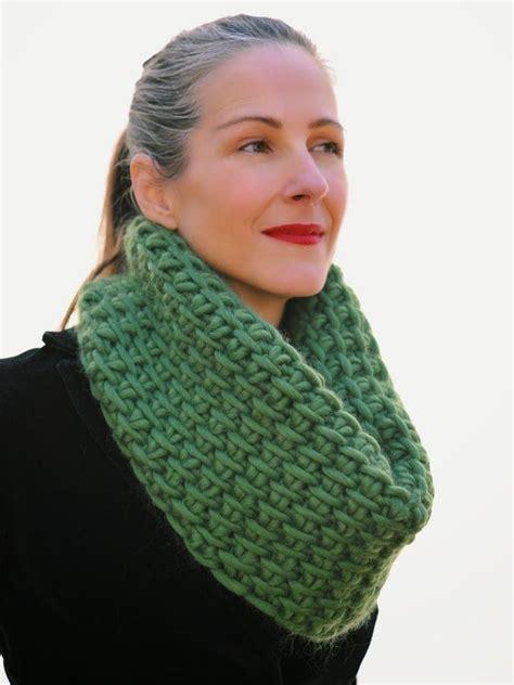 cowl pattern chunky yarn chunky tunisian crochet scarf tute crochet tunisien