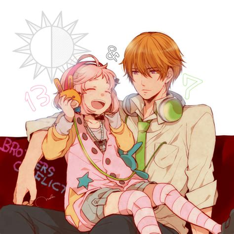 masaomi brothers conflict brothers conflict page 16 of 23 zerochan anime image board