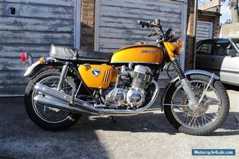 Honda Motorrad 1970 by 1970 Honda Cb750 K0 For Sale In United Kingdom