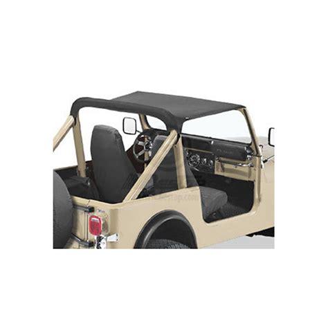 Jeep Cj5 Accessories Strapless Cj5 80 83 Jeep Parts All The
