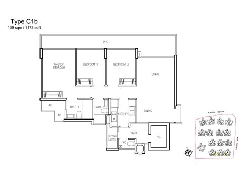 treasure trove floor plan 3 bedroom a treasure trove