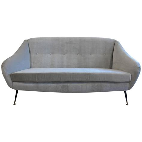 ico parisi sofa italian sculpted sofa in the style of ico parisi for sale