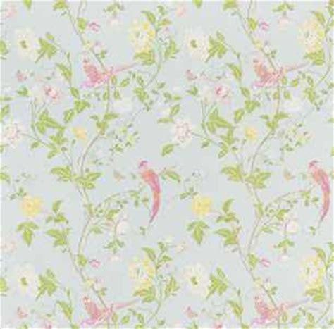 laura ashley wallpaper flamingos trendwatchin vintage wallpaper