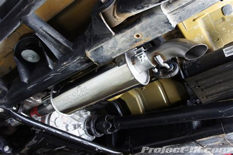 Jeep Jk Exhaust Dynomax 2012 Up Jk Evolution Competition Exhaust System