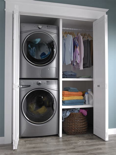 best washer and dryers review of the top 5 best stackable washer dryer sets for