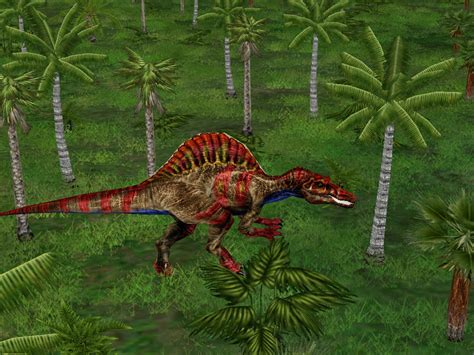 where to buy jurassic park operation genesis jpog spino skin by necro obscurite on deviantart