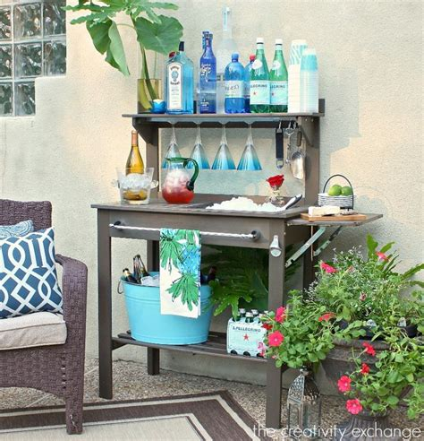 inexpensive potting bench best 25 potting bench bar ideas on pinterest