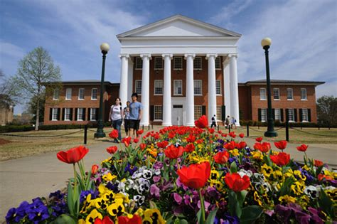 Ole Miss Mba Tuition by Top Affordable Master S In Higher Education 2018
