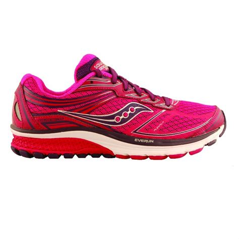pink running shoes womens running shoes s saucony guide 9 pink buy now