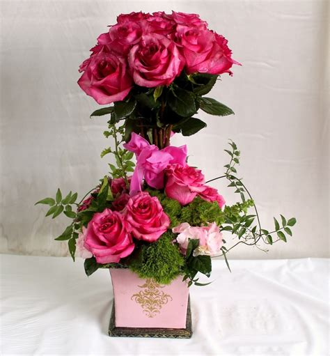 valentines flower arrangements 9 best images about floral arrangements for my on