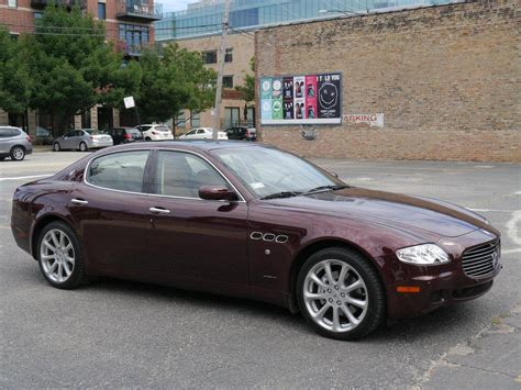 Maserati Quattroporte Parts by 2005 Maserati Quattroporte For Sale 1864684 Hemmings