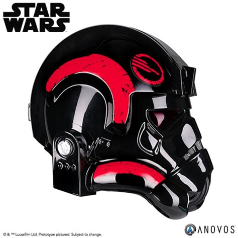 New Inferno Squad Commander Helmet Accessory available on Anovos.com