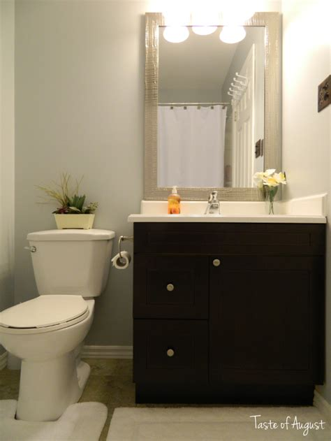 how much to reno a bathroom taste of august bathroom reno reveal