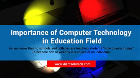 computer in education essay role of computer in education essay