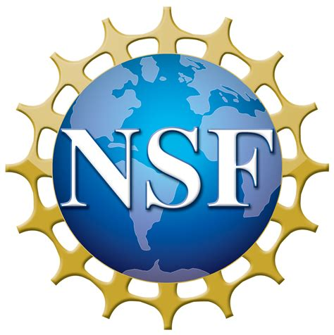 nsf logo nsf national science foundation