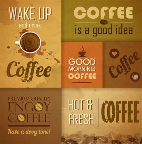 design menu coreldraw retro design coffee menu cover vector free vector in