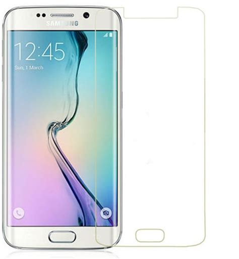 Tempered Glass Notron Samsung All Tipe tempered glass screen protector for samsung galaxy s6 edge price review and buy in amman