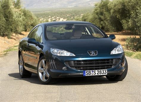 peugeot 407 coupe peugeot 407 coupe 2005 2006 2007 2008 2009 2010