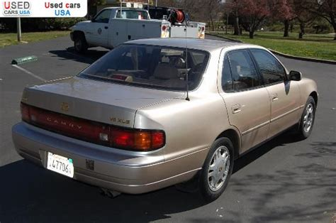 Value Of 1994 Toyota Camry For Sale 1994 Toyota Camry Images