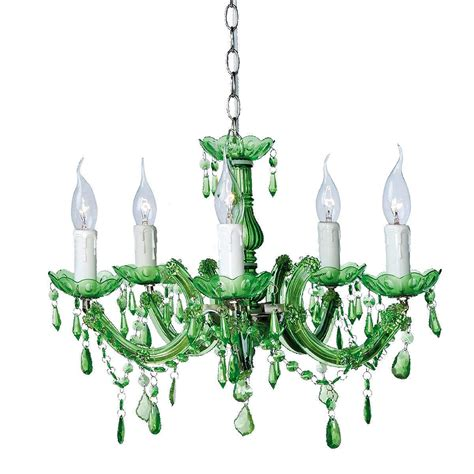 Green Chandelier Emerald Green Beaded Chandelier Bedroom Company