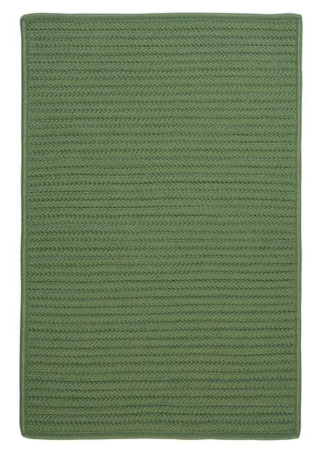 solid green area rug colonial mills simply home solid h123 moss green area rug carpetmart