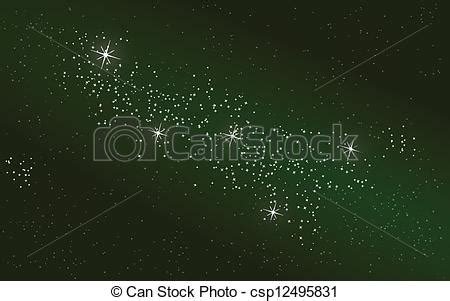 Vectors of Cassiopeia - Starry night sky and Cassiopeia ...