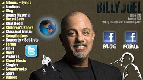 billy joel fan billy joel fan com quot billy joel fan site